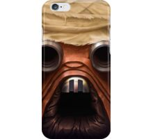 Faces of the Empire - Tusken Raider iPhone Case/Skin