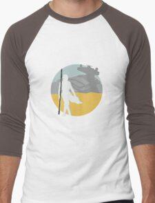 Star Wars- Rey on Jakku Men's Baseball ¾ T-Shirt