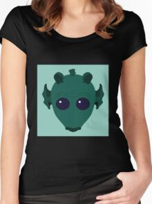 Greedo - Simple Women's Fitted Scoop T-Shirt