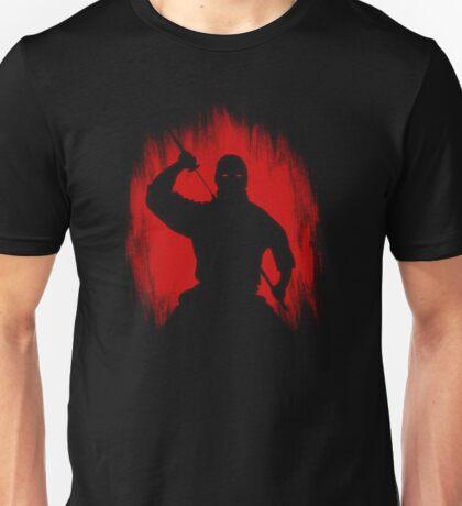 Ninja / Samurai Warrior Unisex T-Shirt