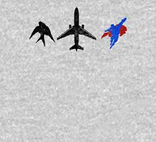 It's a Bird, It's a Plane, It's... Unisex T-Shirt