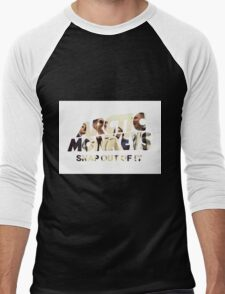 arctic monkeys, snap out of it Men's Baseball ¾ T-Shirt