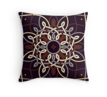 Ostara Tarot Card Design 2 Throw Pillow