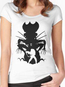 Queen Alien Women's Fitted Scoop T-Shirt