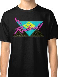 Radical 80s Retro T Shirt Classic T-Shirt