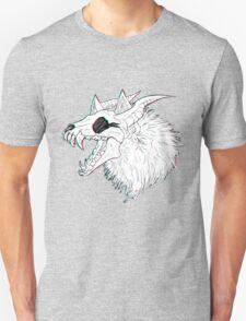 Skull Wolf Unisex T-Shirt