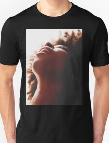 Ecstacy - Calm, love, erotic art, sexy t-shirts Unisex T-Shirt
