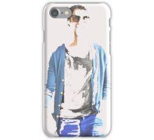Darren Art iPhone Case/Skin