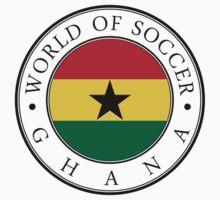Ghana soccer world Baby Tee