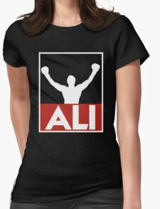 Muhammad Ali - Victory Womens Fitted T-Shirt
