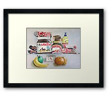 Recipe for Disorder Framed Print