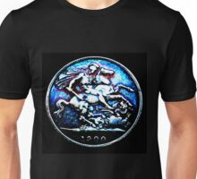 St George & The Dragon Unisex T-Shirt