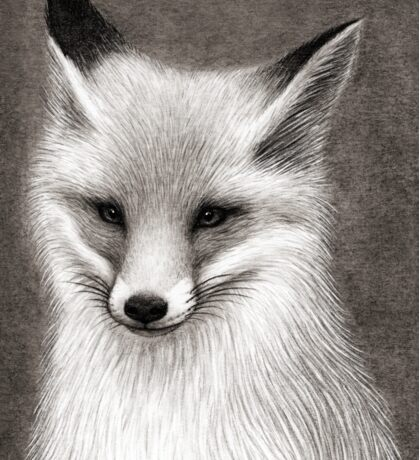 Inari the Fox Sticker