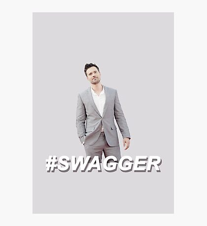 #SWAGGER Photographic Print