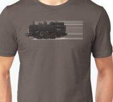 train tan Unisex T-Shirt
