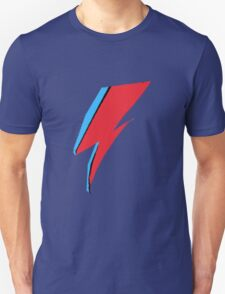 David Bowie / Ziggy Stardust Makeup T-Shirt