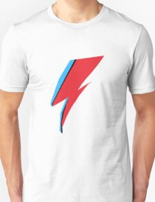 David Bowie / Ziggy Stardust Makeup T-Shirt