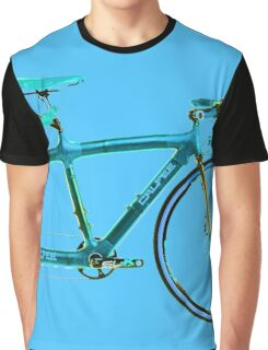 Tandem Bicycle Graphic T-Shirt