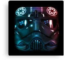 Faces of the Empire - Imperial Pilot Canvas Print