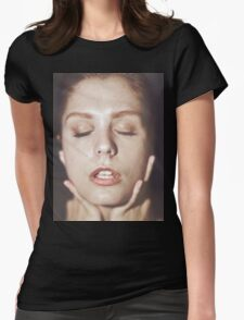 Pure Love - cute girl, erotic fine art, sexy t-shirts Womens Fitted T-Shirt