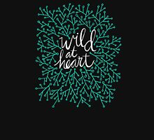 Wild at Heart – Turquoise & Gold Unisex T-Shirt