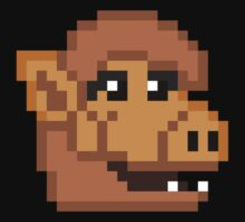8-Bit ALF by AlCreed