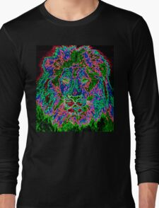 Lion! Long Sleeve T-Shirt