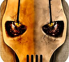 Faces of the Empire - Grievous by TrendSpotter