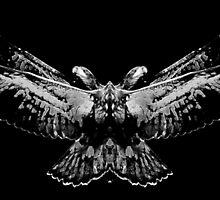 eagle twins by tinncity