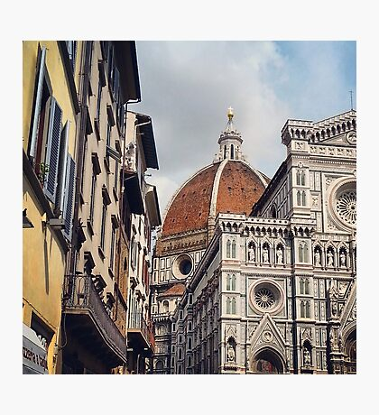 Florence Cathedral Photographic Print