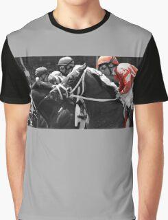 red jockey Graphic T-Shirt