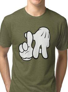 L.A. Hands.  Tri-blend T-Shirt