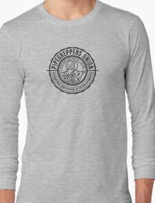 International Brotherhood of System Automators (large logo) Long Sleeve T-Shirt