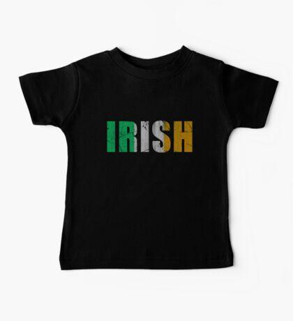 Irish Flag of Ireland Baby Tee