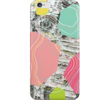 Saturated Zen Garden iPhone Case/Skin