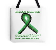 Shades of Mental Health Tote Bag