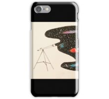 Expand Your Horizon iPhone Case/Skin
