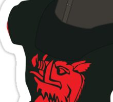 Black Knight - Tis But A Scratch Sticker