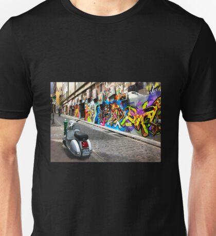 Hosier Lane Graffiti Unisex T-Shirt