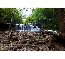 Brush Creek Falls Photographic Print