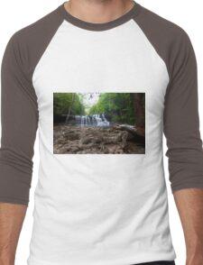 Brush Creek Falls Men's Baseball ¾ T-Shirt