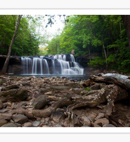 Brush Creek Falls Sticker
