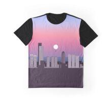 Tel Aviv Skyline Graphic T-Shirt