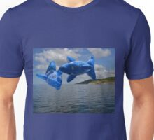 Flying Fish Over Lyme Unisex T-Shirt