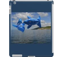 Flying Fish Over Lyme iPad Case/Skin