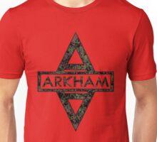 Arkham - DC Spray Paint Unisex T-Shirt