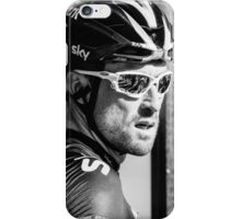 Bernhard Eisel (Team Sky) iPhone Case/Skin
