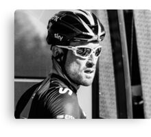 Bernhard Eisel (Team Sky) Canvas Print