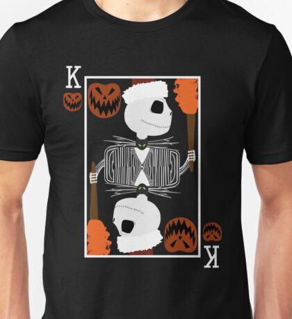 The Pumpkin King Unisex T-Shirt