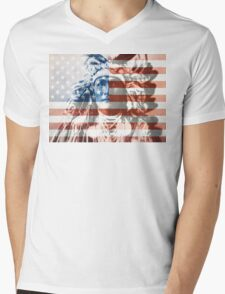 Native Americans in the United States Mens V-Neck T-Shirt